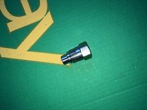 Inlet Check Ball Valve -  Kontron Instruments HPLC Pump 525