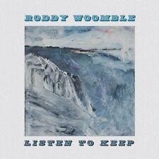 """RODDY WOOMBLE """"LISTEN TO KEEP"""" LP"""