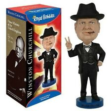 Royal Bobbles Figurine Figure Winston Churchill President UK 20cm Bobble Head