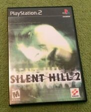 Silent Hill 2 PS2 Tested Horror Complete Black Label Konami Collectible
