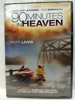 90 Minutes in Heaven DVD, NEW