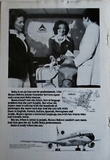 1978 Delta Airlines ad