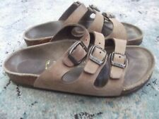 Birkenstock Germany Made Womens 5 36 Florida Leather Sandals