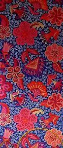 Zandra Rhodes x Ikea KARISMATISK Limited Edition Fabric2 X Pieces150 x 300 cm