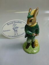 "Royal Doulton ""Robin Hood"" Bunnykins Figurine DB-244 * Robin Hood Collection*"