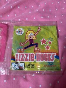 McDonald's Happy Meal Toy 2004 Disney Lizzie McGuire CD #3 NIP Hillary Duff
