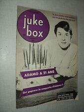 JUKE BOX 098 (1/12/64) ADAMO CLAUDE FRANCOIS SHEILA COGOI ROLLING STONES BEATLES