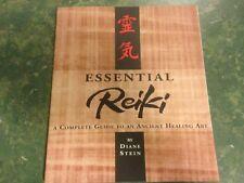 Essential Reiki A Complete Guide Diane Stein NEW