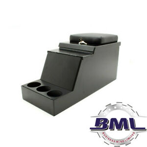 LAND ROVER DEFENDER 1987 TO 2007 SECURITY CUBBY BOX FROM TERRAFIRMA PART- TFDCB