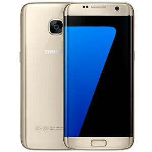 Samsung Galaxy S7 Edge SM-G935A AT&T 32GB Unlocked Android 4G LTE Smartphone
