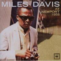 "MILES DAVIS ""AT NEWPORT 1958"" CD NEW+"