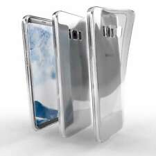 Handy Hülle für Samsung Galaxy S8 Silikon Case TPU Schutz Hülle Cover