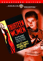 Thirteen Women [New DVD] Rmst, Mono Sound