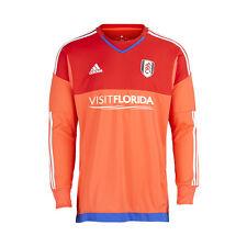 Fulham Camiseta de fútbol (tamaño: XL) Adidas 15/16 Fulham Fútbol Jersey Camisa de Londres