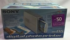 Sony DPP-EX5 Digital Photo Thermal Printer New Open Box
