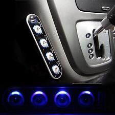 4 Way USB Port Car Cigarette Lighter Socket Splitter 12V Charger Power Adapter