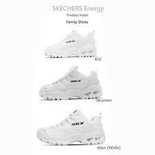 Skechers Energy-Timeless Vision Men Women Kids Casual Daddy Family Shoes Pick 1