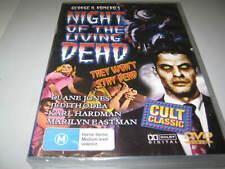 Night of The Living Dead (dvd 2000) 1968 Film Region All