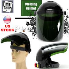 Welding Helmet ARC Weld Welder Lens Grinding Face Shield Visor UV Radiation Mask