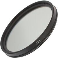 67mm CPL Filter Polfilter Zirkular für Kameras mit 67mm Einschraubanschluss