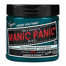 MANIC PANIC Classic Cream Siren's Song™ Semi-Permanent 4 oz Vegan Hair Dye.