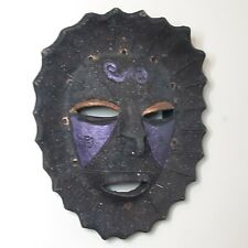 Decorative Vintage Wall Mask of Unknown Origin