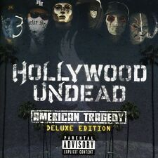 Hollywood Undead - American Tragedy: Deluxe Edition [New CD] Germany - Import