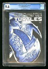 Teenage Mutant Ninja Turtles #2 - 1st Print CGC 9.6 Mirage 1984