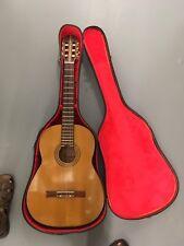 Vintage Ensenada Acoustic Guitar Model CG105 w/ Spruce Top & Maple Sides/Back ++