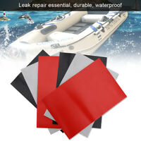 3x PVC Repair Patches Kit Set Accessory for Inflatable Raft Boat Canoe Kayak