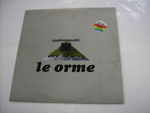 LE ORME - CONTRAPPUNTI - LP REISSUE VINYL EXCELLENT CONDITION