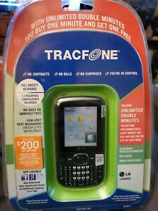 Tracfone LG LG500G - No Contract Cell Phone - Brand New Sealed