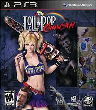 *NEW* Lollipop Chainsaw - PS3