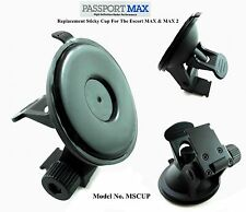 Replacement Sticky Cup Windshield Mount For ESCORT MAX Series GT7 Radar Detector