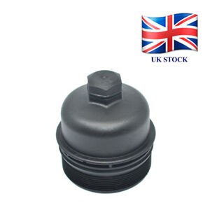 OIL FILTER HOUSING COVER FOR FORD FOCUS FIESTA C-MAX FUSION 1.4 TDCI 1.6 TDCI