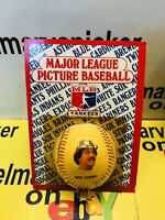 Vintage New York Yankees Picture Baseball Cerone Guidry Winfield Gossage