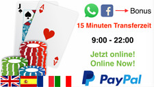 Zynga Poker Chips - 10 T Pokerchips - schneller Transfer (15 Minuten)
