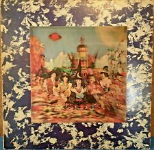 ROLLING STONES~THEIR SATANIC MAJESTIES REQUEST~ ORIG 1ST US 3D LENTICULAR COVER!