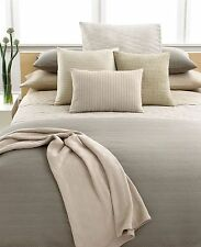 Calvin Klein Home Studio Dash Thorn Decorative Pillow IVORY P107