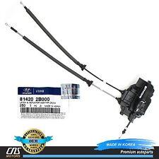 GENUINE Door Lock Actuator REAR RIGHT for 07-09 Hyundai Santa Fe OEM 81420-2B000