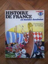HISTOIRE DE FRANCE EN BANDE DESSINEE No 3  (F54)