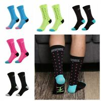 Breathable Bicycle Hosiery Cotton Outdoor Sports Socks Running Stockings