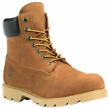 New Men's Timberland 6 Inch Basic Waterproof Boots 19076 Rust Nubuck ALL SIZES
