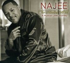 Morning After - Najee (2013, CD NEUF)