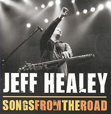 Jeff Healey - Songs from the Road [New CD]  Ruf Records.  Blues.