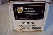 Chrysler Cirus Sebring Dodge Stratus CV Driveshaft Crown 56-3556  Axle