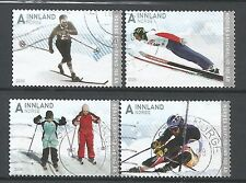 ˳˳ ҉ ˳˳NO12 Norway Norge Complete set 2008 different Skii Sport