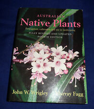 Australian Native Plants: Propagation, Cultivation and Use / Murray Fagg | HB