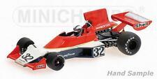 MINICHAMPS 400750032 - Tyrell Ford 007 1975 Ian Scheckter  1/43