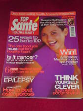 TOP SANTE - TAMZIN OUTHWAITE - Sept 2002 #115